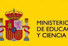 Ministerio de Educacion y Ciencia