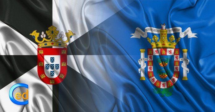 Bnaderas Ceuta y Melilla
