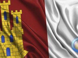 bandera Castilla - La Mancha