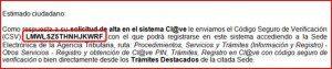 Ejemplo de Carta con CSV.