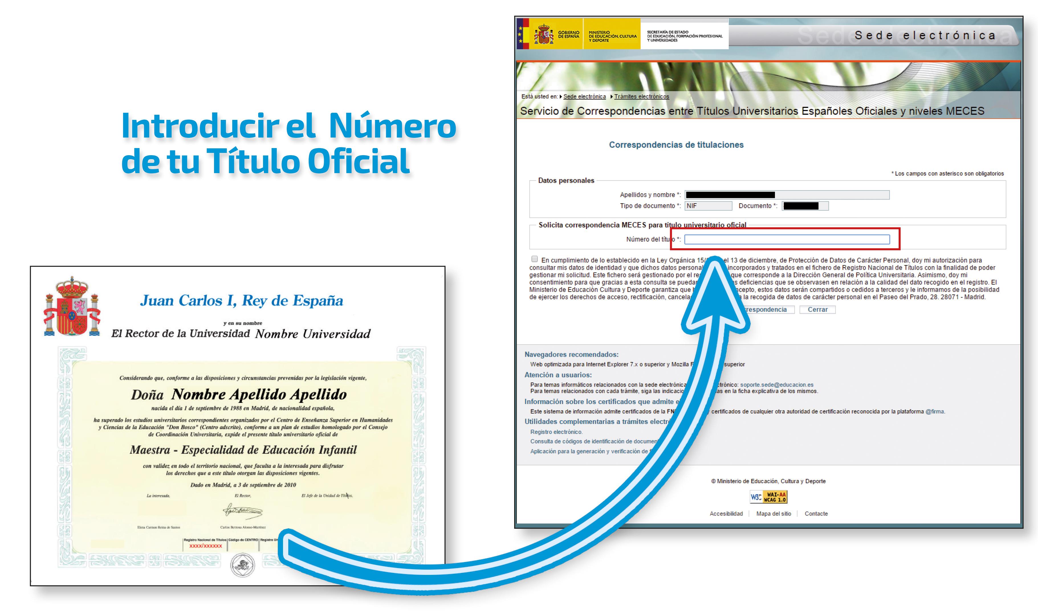 Guia Solicita Gratis Tu Certificado De Correspondencia Meces Del