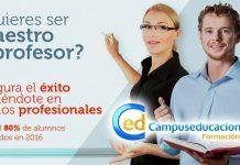 Prepara tus Oposiciones Docentes en Campuseducacion.com