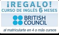 Regalo Curso Inglés 6 meses