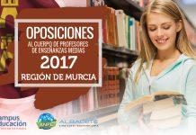 Oposiciones Profesores Región de Murcia