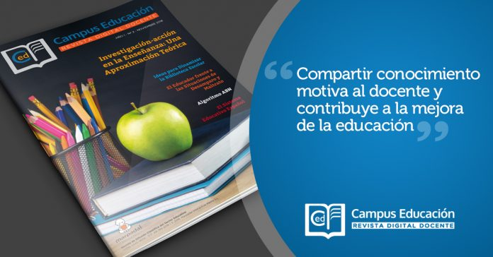 campus educación revista digital docente primer número