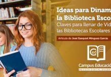 Ideas para Dinamizar la Biblioteca Escolar