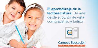 aprendizaje de la lectoescritura en Infantil y Primaria