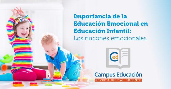 Inteligencia Emocional en Educación Infantil