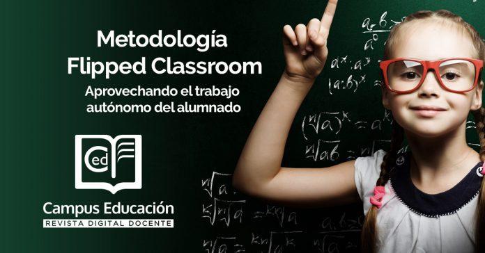 Aplicación de la metodología Flipped Classroom