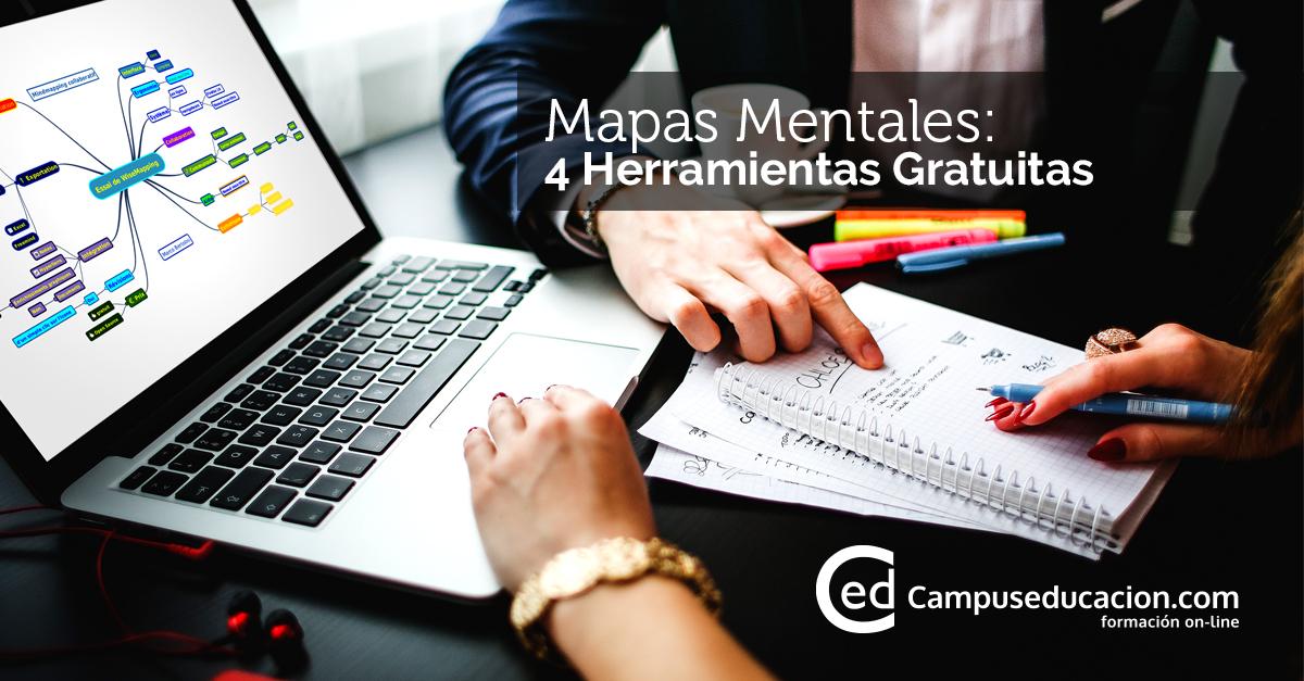 Mapas mentales 4 herramientas gratuitas campuseducacion