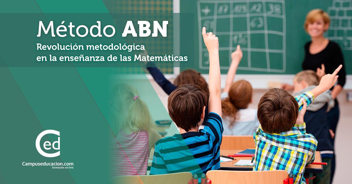 método ABN revolución matemáticas