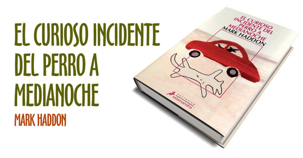5 libros aula curioso incidente del perro