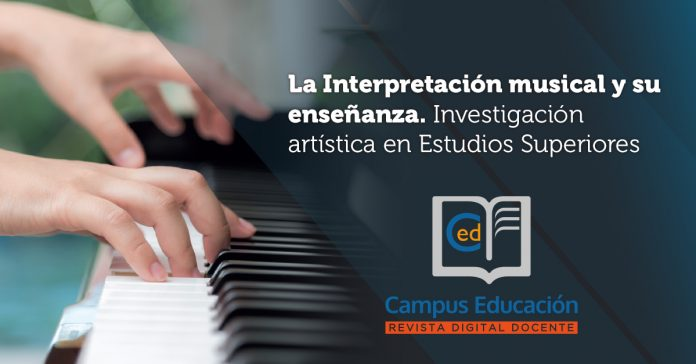 investigación artística en educación musical