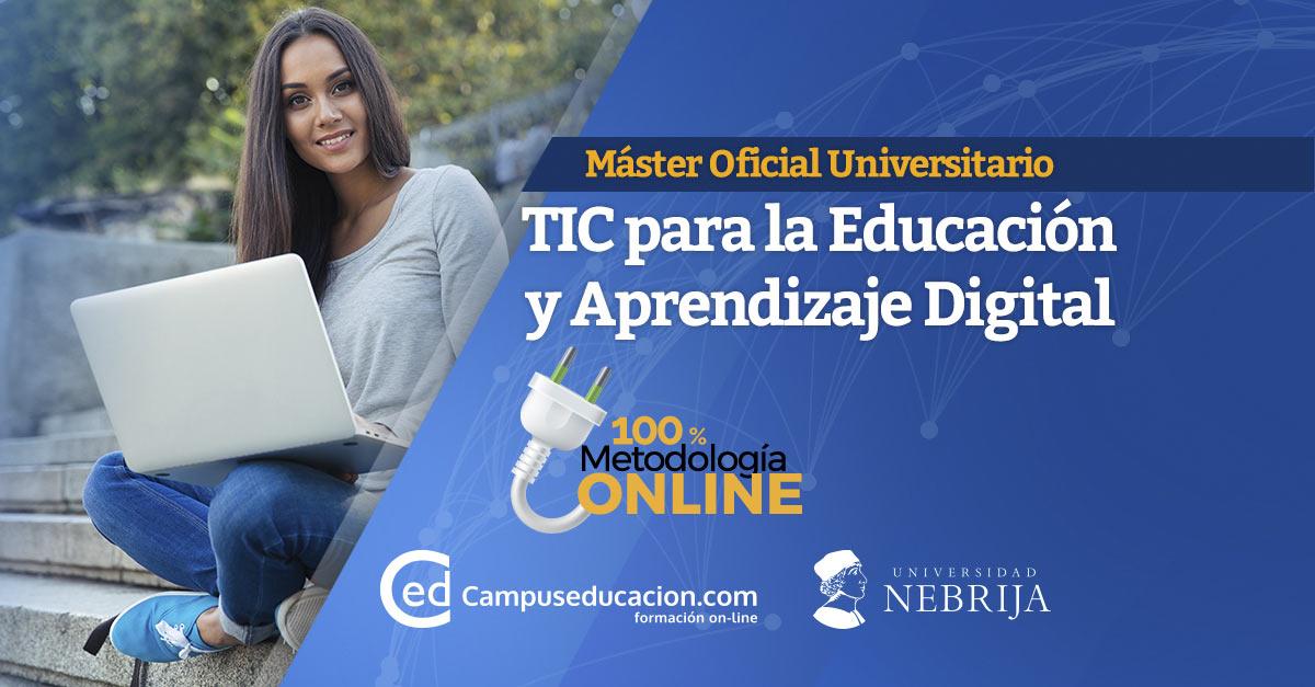 master TIC campuseduacion