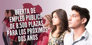 plazas oposiciones castilla-la mancha