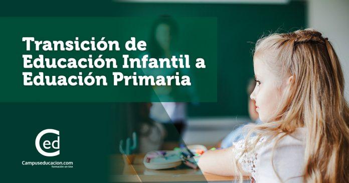 transición entre infantil y primaria