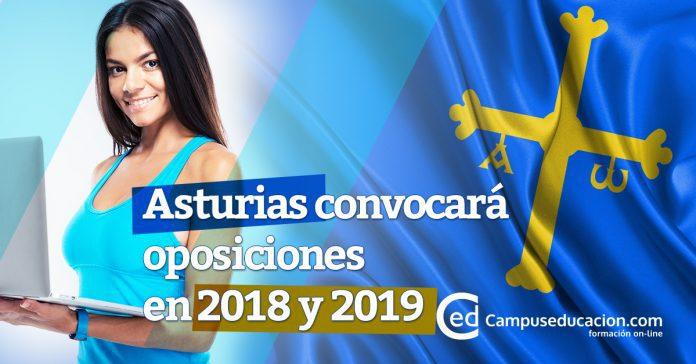 oposiciones Asturias 2018 2019
