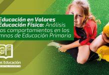 La educación en Valores en Educación Física