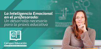 La Inteligencia Emocional en el Profesorado