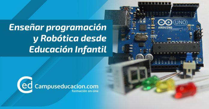 Enseñar Programación y Robótica
