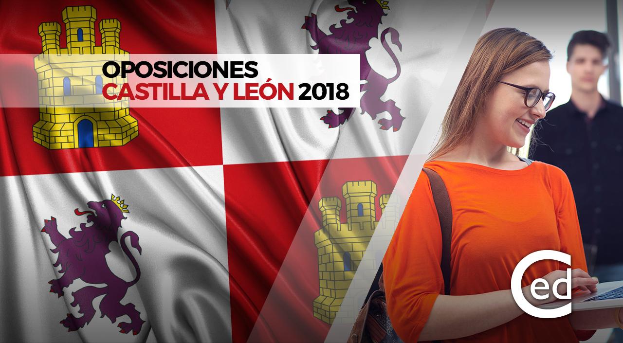 Oposiciones castilla y le n 2018 fecha de comienzo de las for Comedores castilla y leon