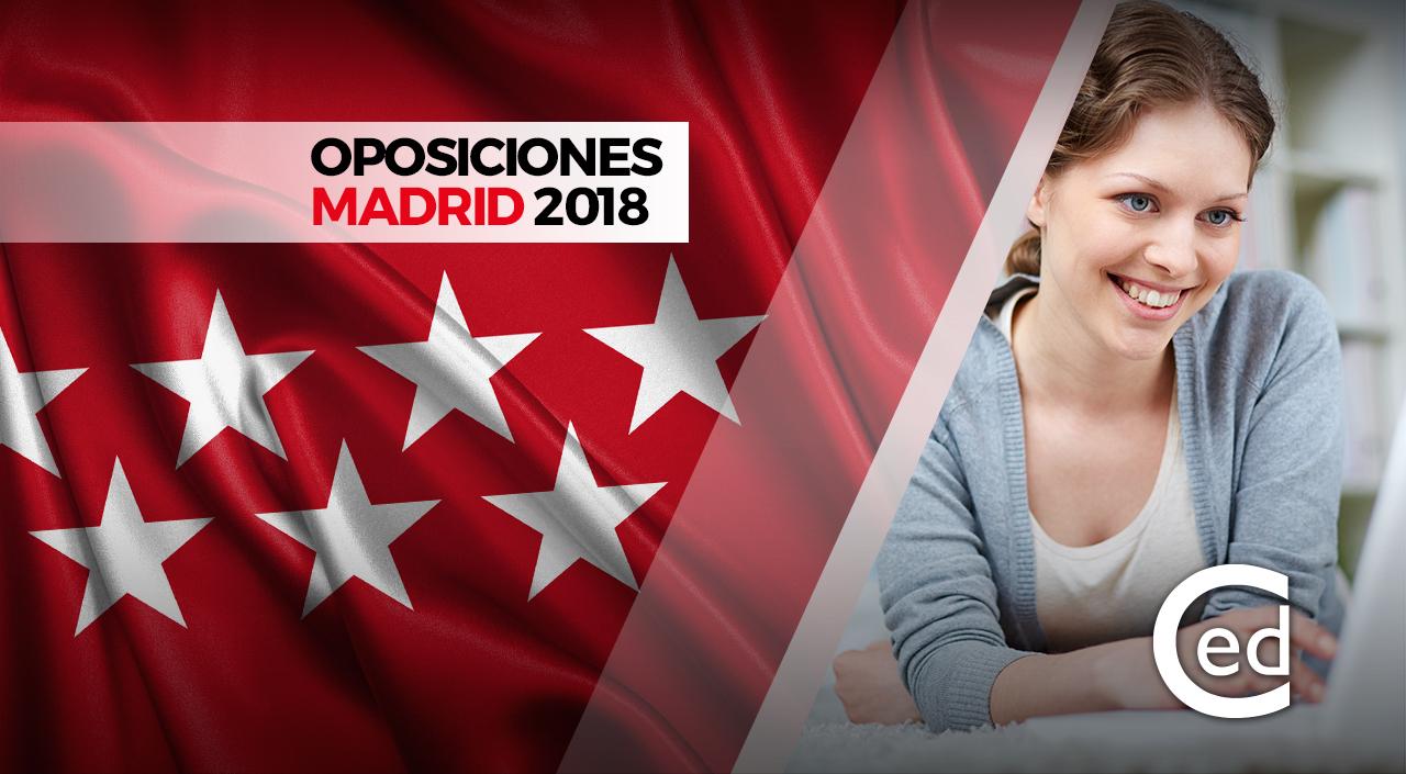Oposiciones Madrid: OPE con más de 25.000 plazas