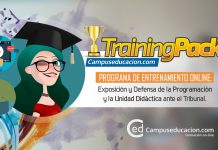 Curso training Pack