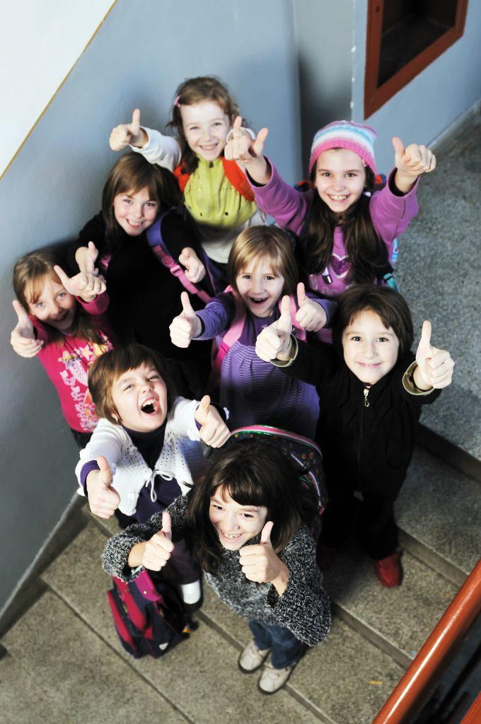 día escolar de la paz