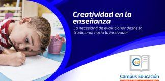 Creatividad en la Enseñanza