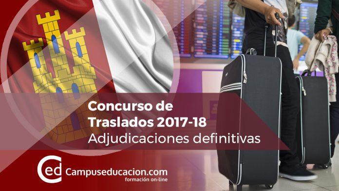 concurso de traslados Castilla-La Mancha