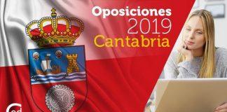 Oposiciones Cantabria 2019