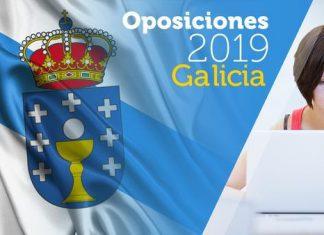Oposiciones Galicia 2019