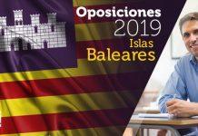 Oposiciones Baleares 2019