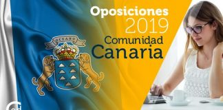 Oposiciones Canarias 2019