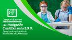 La Divulgación Científica en Educación Secundaria Obligatoria