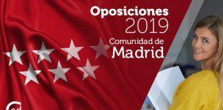 Oposiciones Madrid 2019