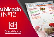 Publicado número 12 Campus Educación Revista Digital Docente