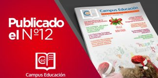 Publicado número 12 Campus Educación Revista Digital Docente