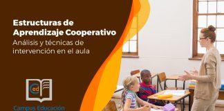 estructuras de aprendizaje cooperativo