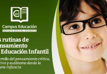 Las rutinas en educación infantil
