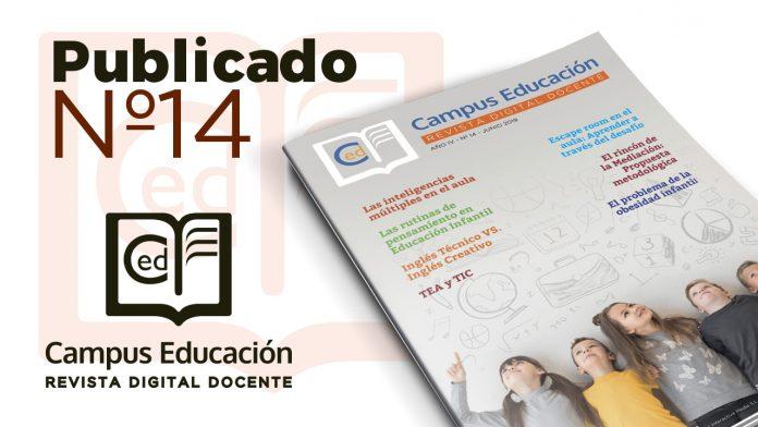 Nº 14 Campus Educación Revista Digital Docente