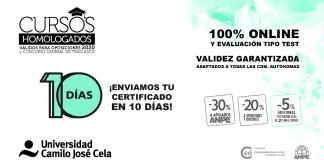recibe tu certificado