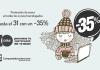 promoción de enero con un-35%