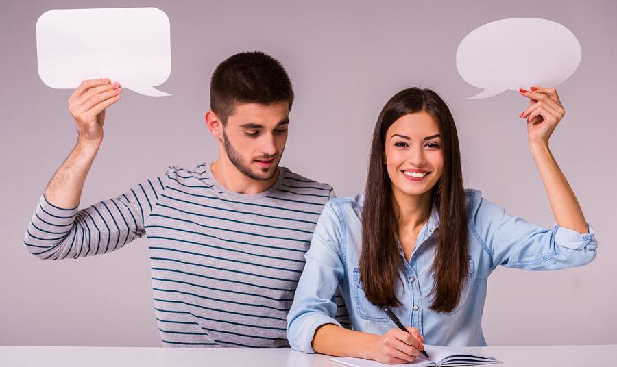 disposición a comunicarse