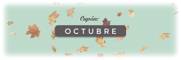 cupón octubre