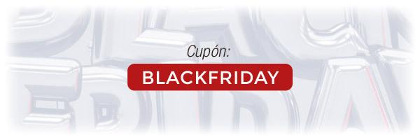 cupón Black Friday