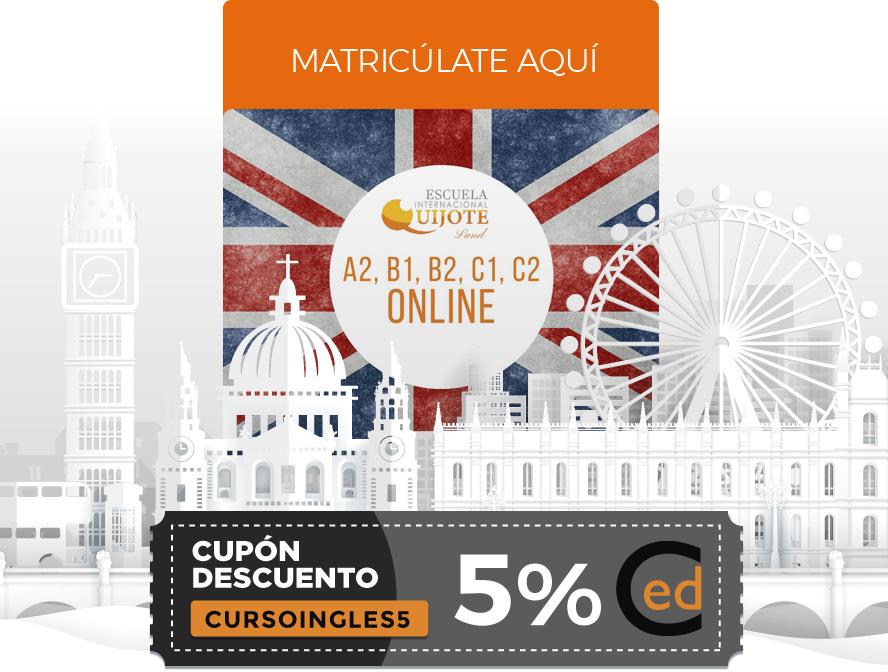 Matricúlate Cursos de inglés online