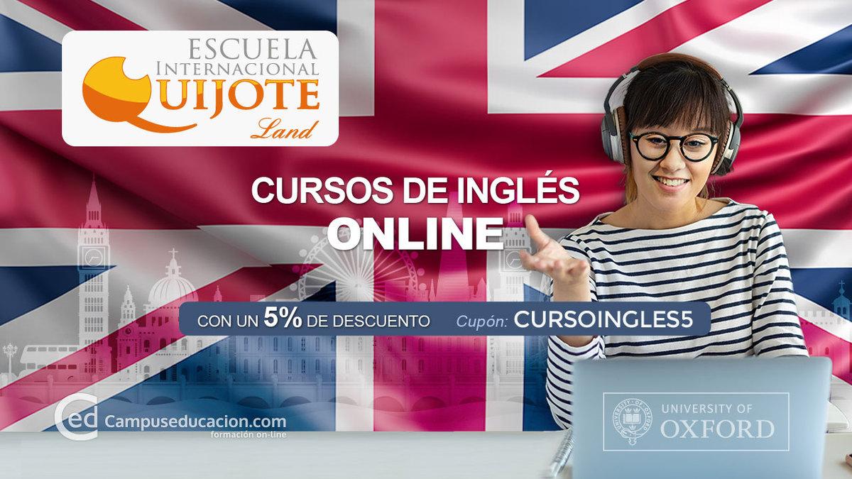 Cursos de inglés online