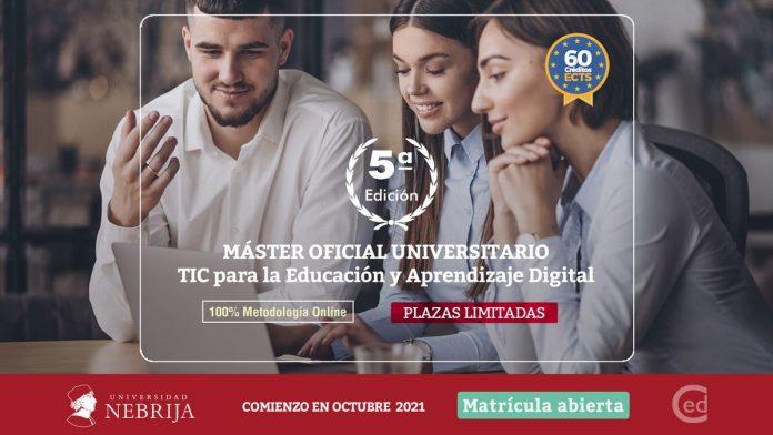 Máster Universitario en TIC para la Educación