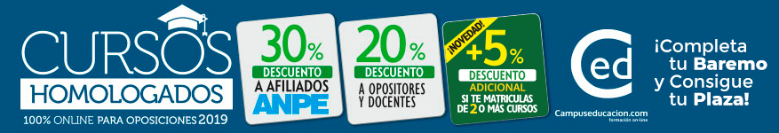Descuentos en Campuseducacion.com